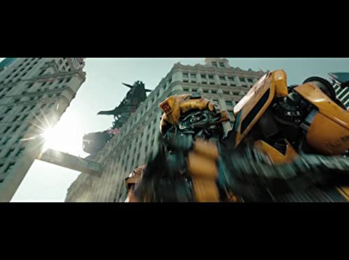 Transformers: Dark of the Moon -- Super Bowl Spot