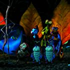 Bonnie Hunt, David Hyde Pierce, Madeline Kahn, Denis Leary, Dave Foley, Brad Garrett, Jonathan Harris, Michael McShane, and Joe Ranft in A Bug's Life (1998)