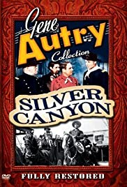 Silver Canyon Poster