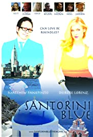 Santorini Blue (2013) Poster - Movie Forum, Cast, Reviews