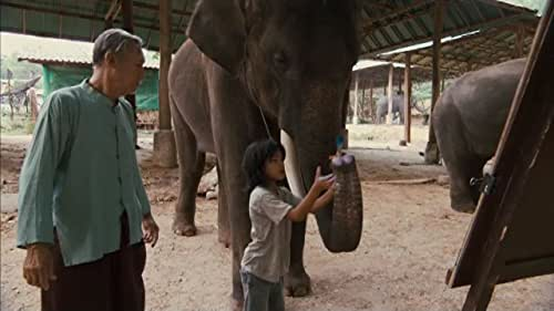 In a far away land of jungles and wild animals, there lived a little orphan boy who was all alone in the world. But he knew that no matter how hard life can be, it's always better if you can share it with a friend. This is the story of how he found one, an elephant named Lucky.