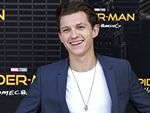 Tom Holland at an event for Spider-Man: Homecoming (2017)
