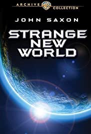 Strange New World Poster