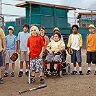 Timmy Deters, Ridge Canipe, Brandon Craggs, Troy Gentile, Kenneth 'K.C.' Harris, Carlos Estrada, and Emmanuel Estrada in Bad News Bears (2005)