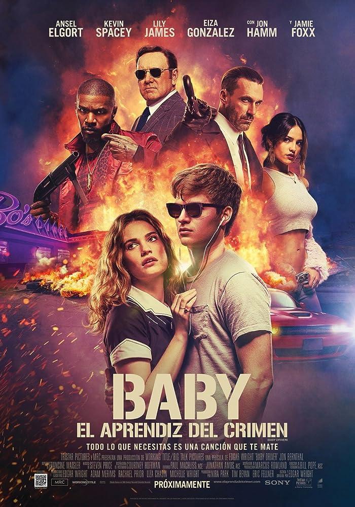 极盗车神/娃娃脸司机[4K REMUX原盘] Baby Driver 2017 2160p BluRaycd