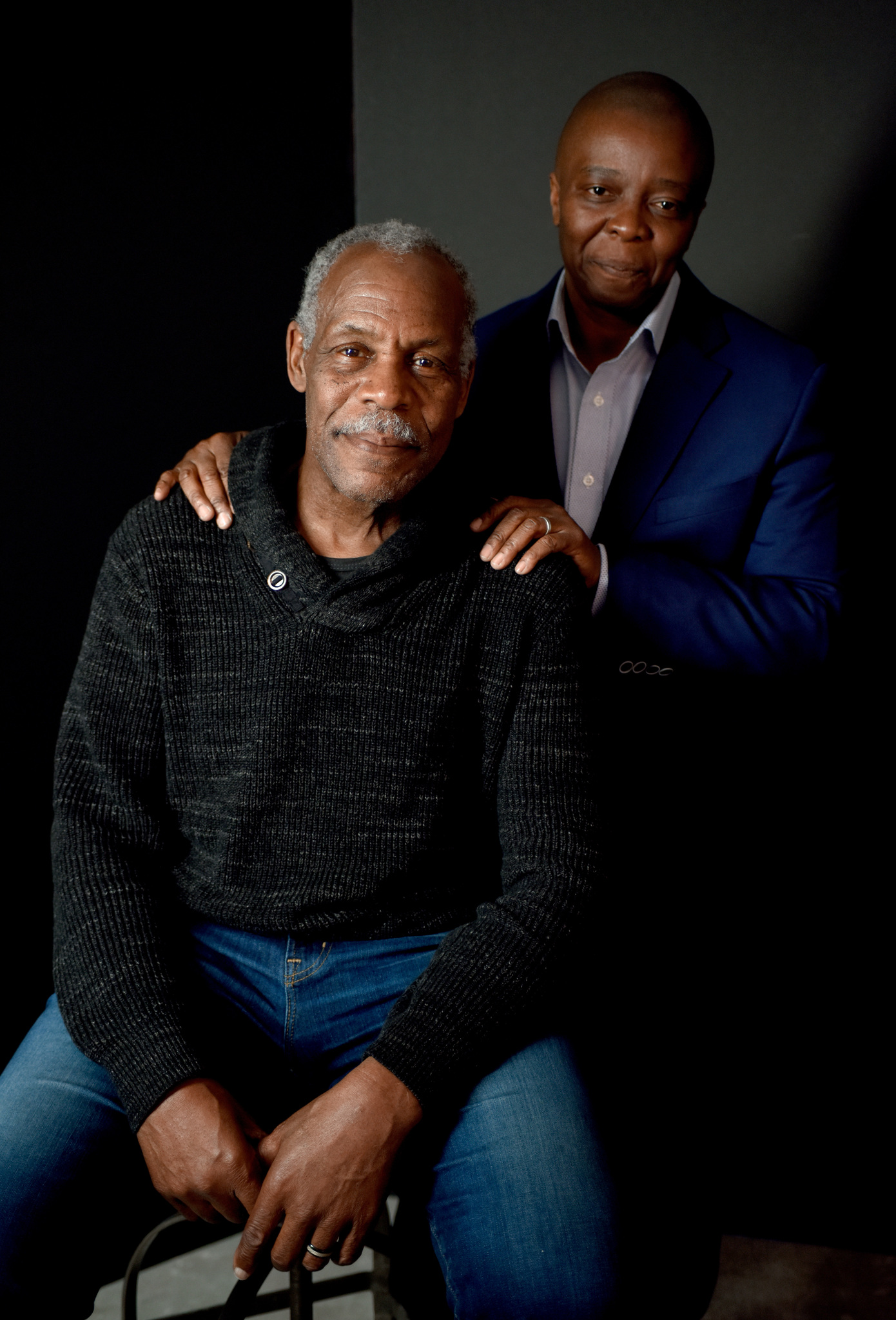 Danny Glover and Yance Ford