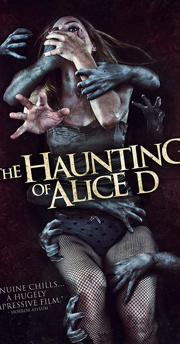 Subtitle of The Haunting of Alice D