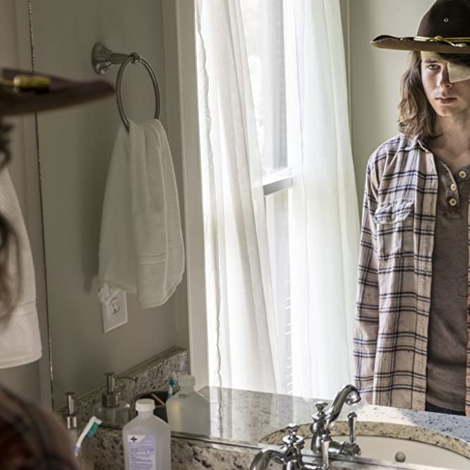 Chandler Riggs in The Walking Dead (2010)