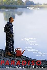 Paradiso - Sieben Tage mit sieben Frauen(2000) Poster - Movie Forum, Cast, Reviews