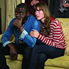 Daniel Kaluuya and Allison Williams in Get Out (2017)