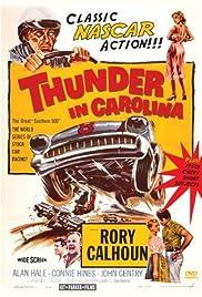 Thunder in Carolina(1960) Poster - Movie Forum, Cast, Reviews