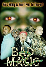 Bad Magic (1998) starring Vincent Simmons on DVD on DVD
