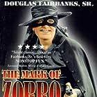 Douglas Fairbanks in The Mark of Zorro (1920)