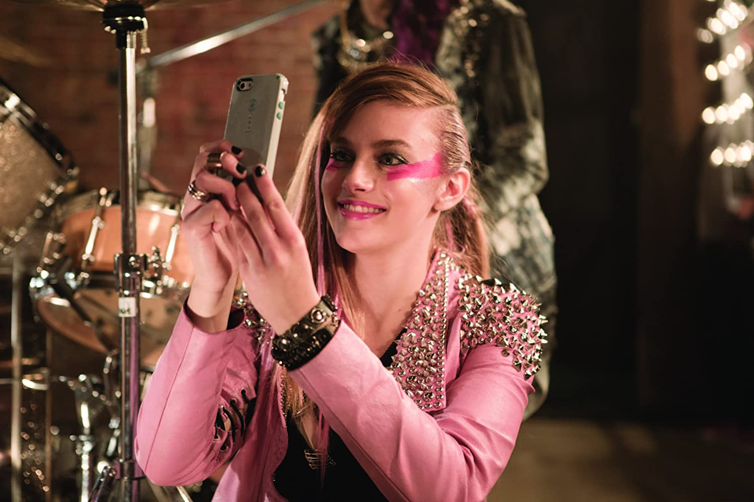 Aubrey Peeples in Jem and the Holograms (2015)