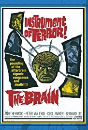 The Brain (1962) Poster - Movie Forum, Cast, Reviews