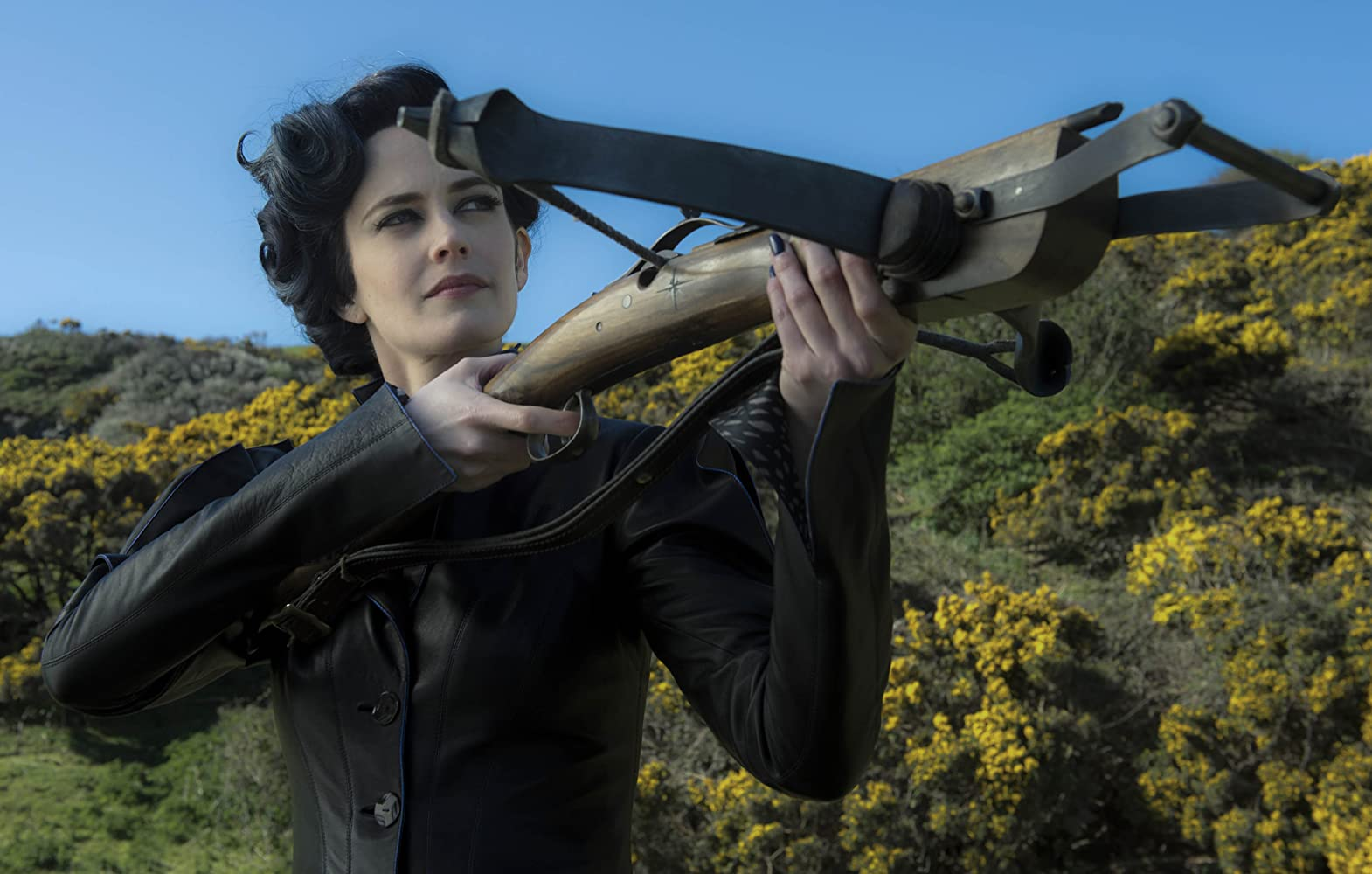 Eva Green in Miss Peregrine's Home for Peculiar Children (2016)
