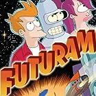 Katey Sagal, John DiMaggio, and Billy West in Futurama: The Beast with a Billion Backs (2008)