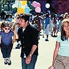 Jennifer Lopez, Dan Futterman, and Tessa Allen in Enough (2002)