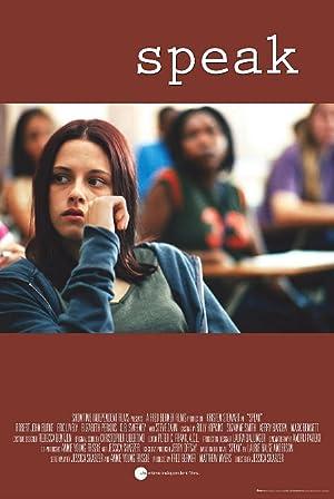 Speak Poster Image
