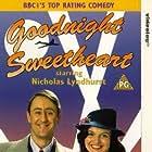 Dervla Kirwan and Nicholas Lyndhurst in Goodnight Sweetheart (1993)