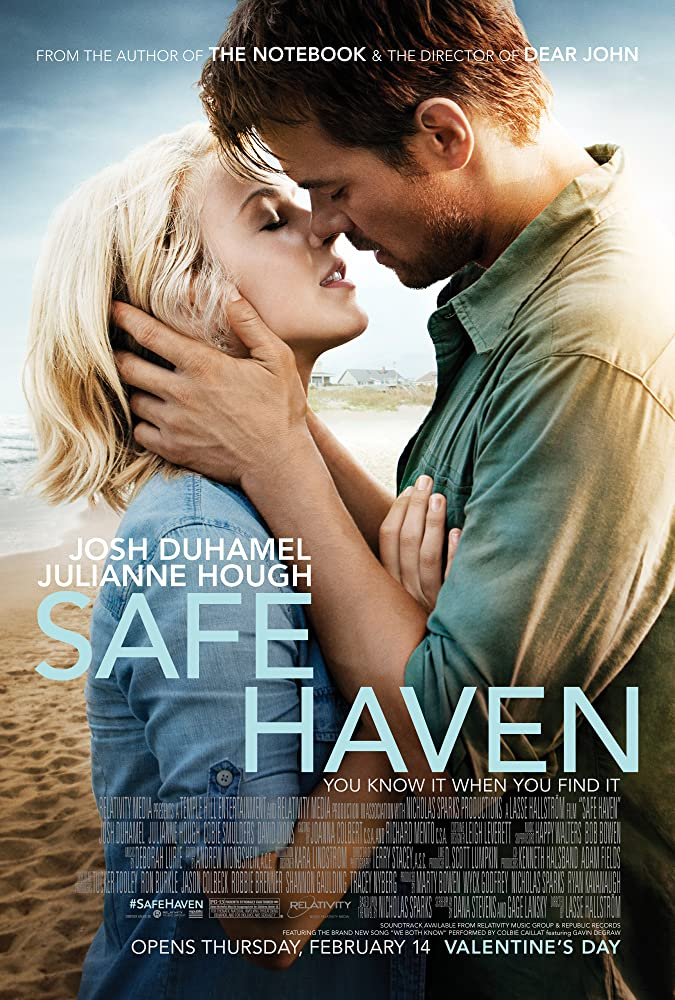 Josh Duhamel and Julianne Hough in Safe Haven (2013)