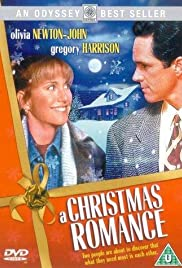 A Christmas Romance Poster