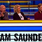 Sean Bean, Jennifer Saunders, Alan Carr, and Tom Allen in There's Something About Movies (2019)
