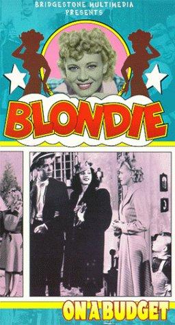 Rita Hayworth, Arthur Lake, and Penny Singleton in Blondie on a Budget (1940)