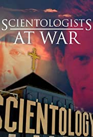 Scientologists at War Poster