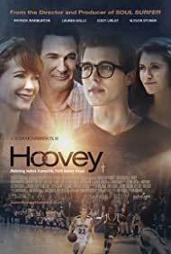 Lauren Holly, Cody Linley, Patrick Warburton, and Alyson Stoner in Hoovey (2015)