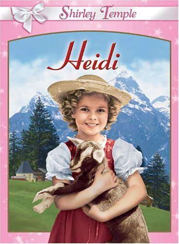 Shirley Temple in Heidi (1937)