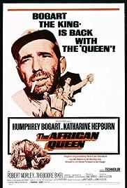 The African Queen Poster