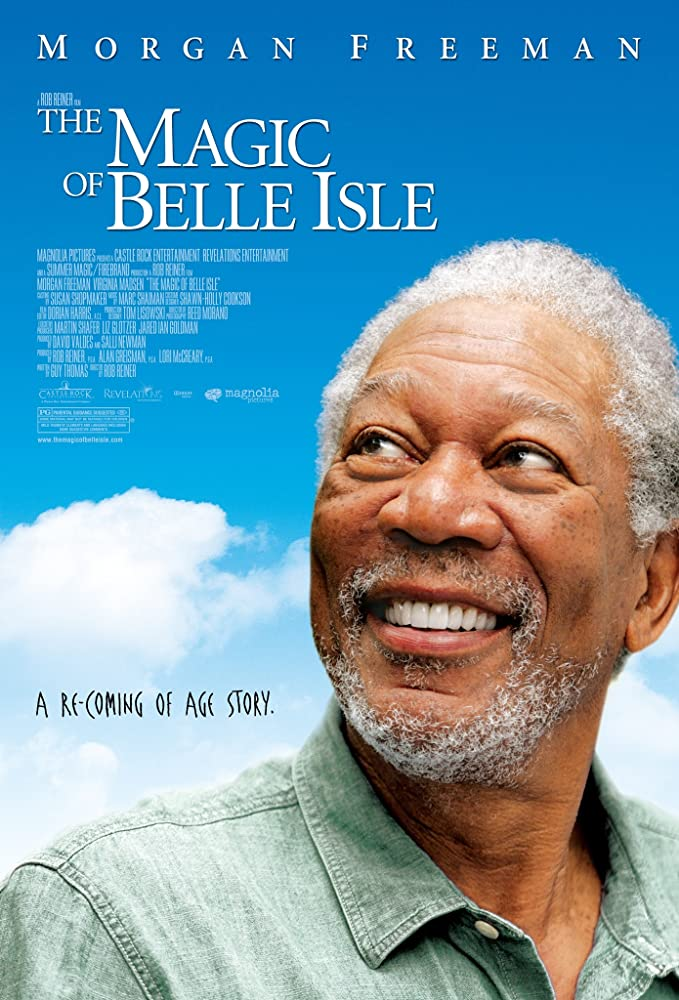 Morgan Freeman in The Magic of Belle Isle (2012)