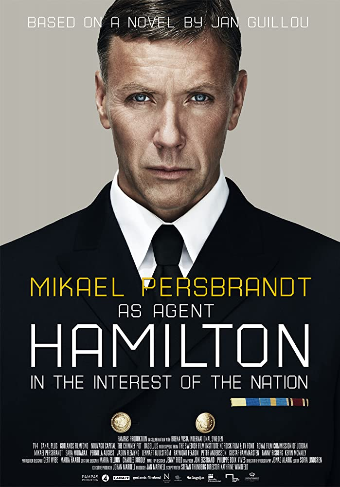 Hamilton: I nationens intresse (2012) สายลับล่าทรชน