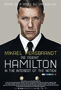 Primary photo for Hamilton: I nationens intresse