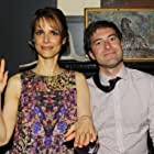 Mark Duplass and Lynn Shelton at an event for Your Sister's Sister (2011)