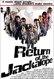 Return of the Jackalope Poster