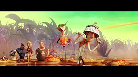 Cloudy With A Chance Of Meatballs 2 Poster Trailer