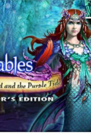 Dark Parables: The Little Mermaid & The Purple Tide Poster