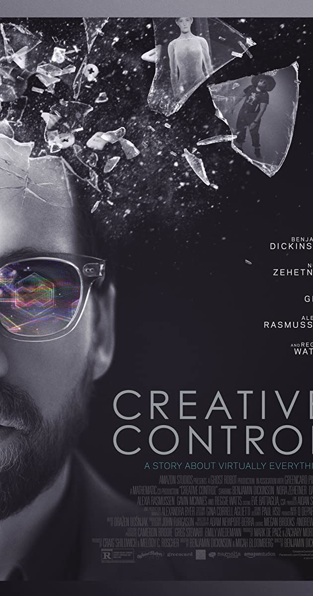 Subtitle of Creative Control