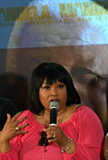 Zindzi Mandela Picture