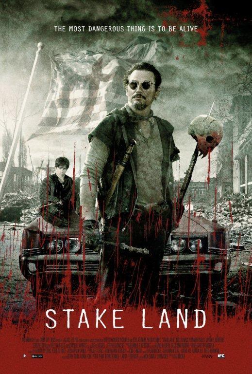 Stake Land (2011) โคตรแดนเถื่อน ล้างพันธุ์ซอมบี้