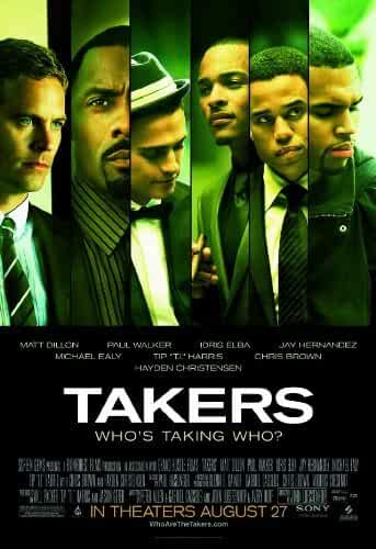 Takers 2010 Dual Audio Hindi Full Movie Watch Online Download 480p.BluRay 300.MB