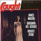 Barbara Bel Geddes and Robert Ryan in Caught (1949)