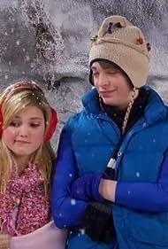 Dylan Riley Snyder and Olivia Holt in Kickin' It (2011)
