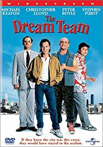 Movies torrent download The Dream Team [BDRip]