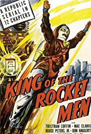 King of the Rocket Men Poster