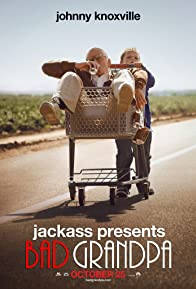 Primary photo for Jackass Presents: Bad Grandpa