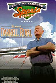 Primary photo for The Story of Darrell Royal