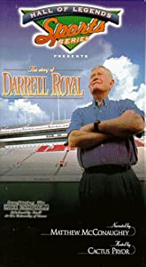 Full movie downloadable sites The Story of Darrell Royal [1920x1200]